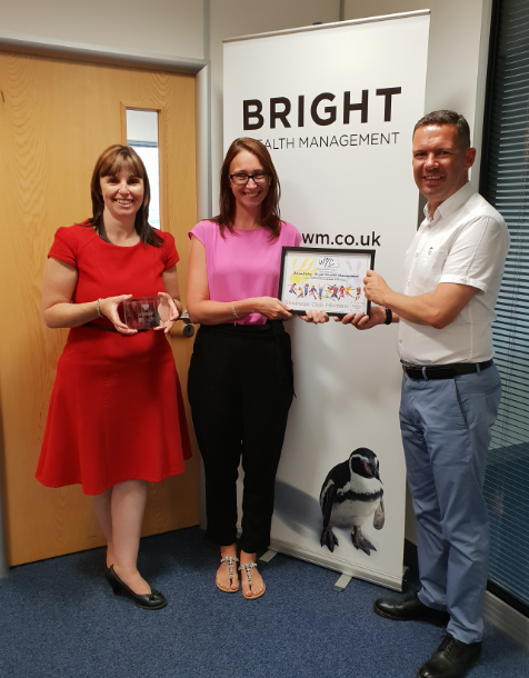 Bright Wealth Management join the Business Club