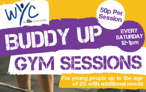 Buddy Up Gym Re-Launch