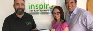 Inspire Risk Management and Warrington Youth Club