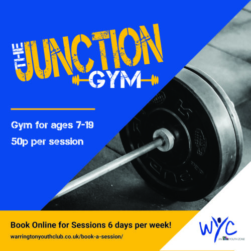 Junction Gym to offer free entry!