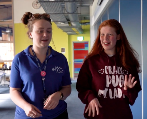 WYC Girls Group Receive £6k Grant