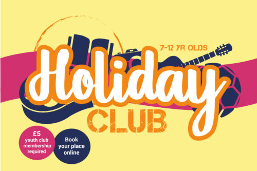 Our Summer Holiday Club Is Back!