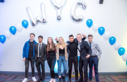 Warrington Youth Club NCS