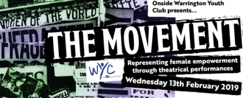 THE MOVEMENT – PERFORMANCE NIGHT!